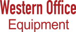 Western Office Equipment Logo